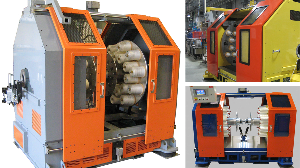 Hose and Cable Factory Solutions