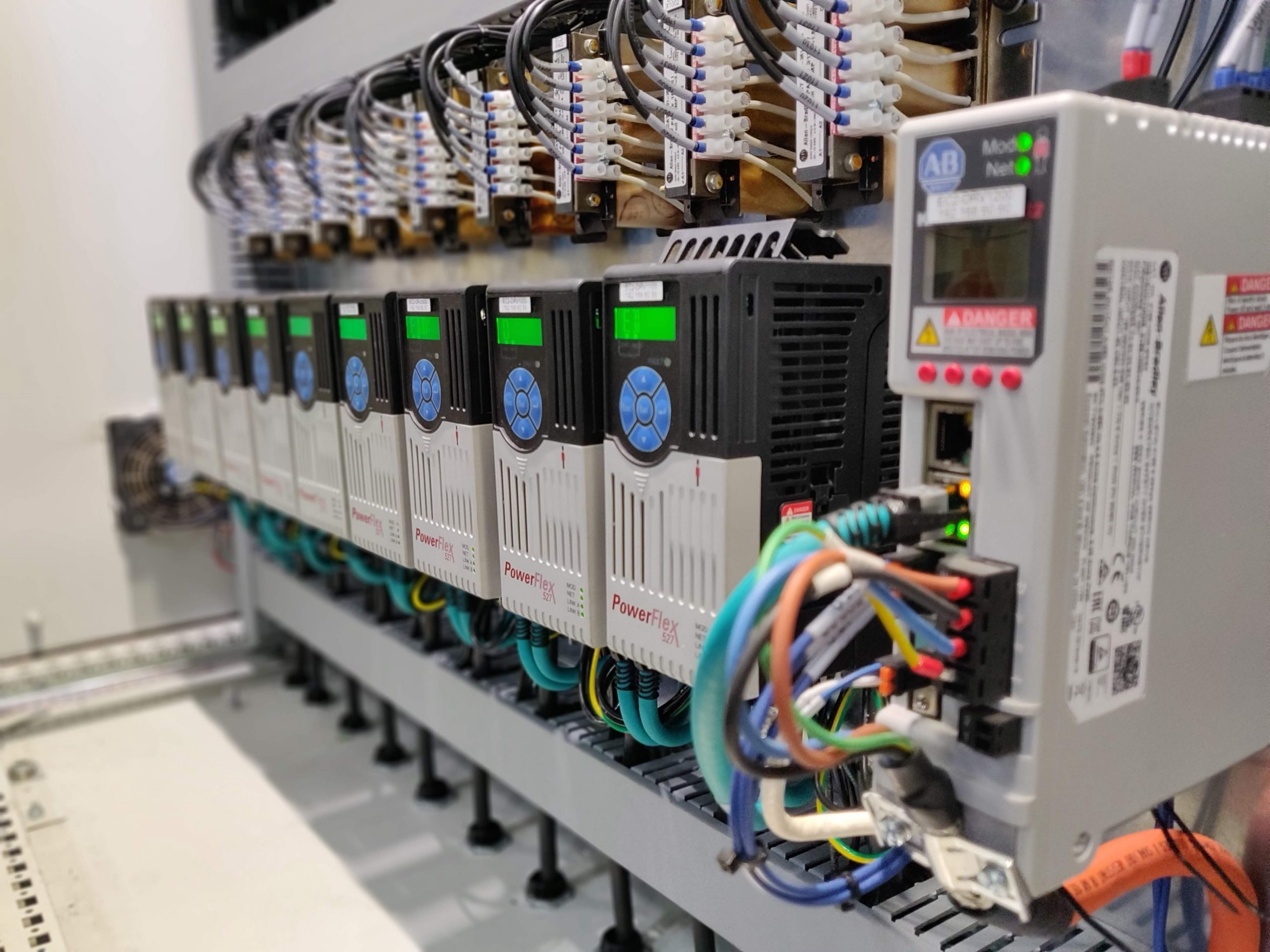 Electrical Controls Safety Upgrades