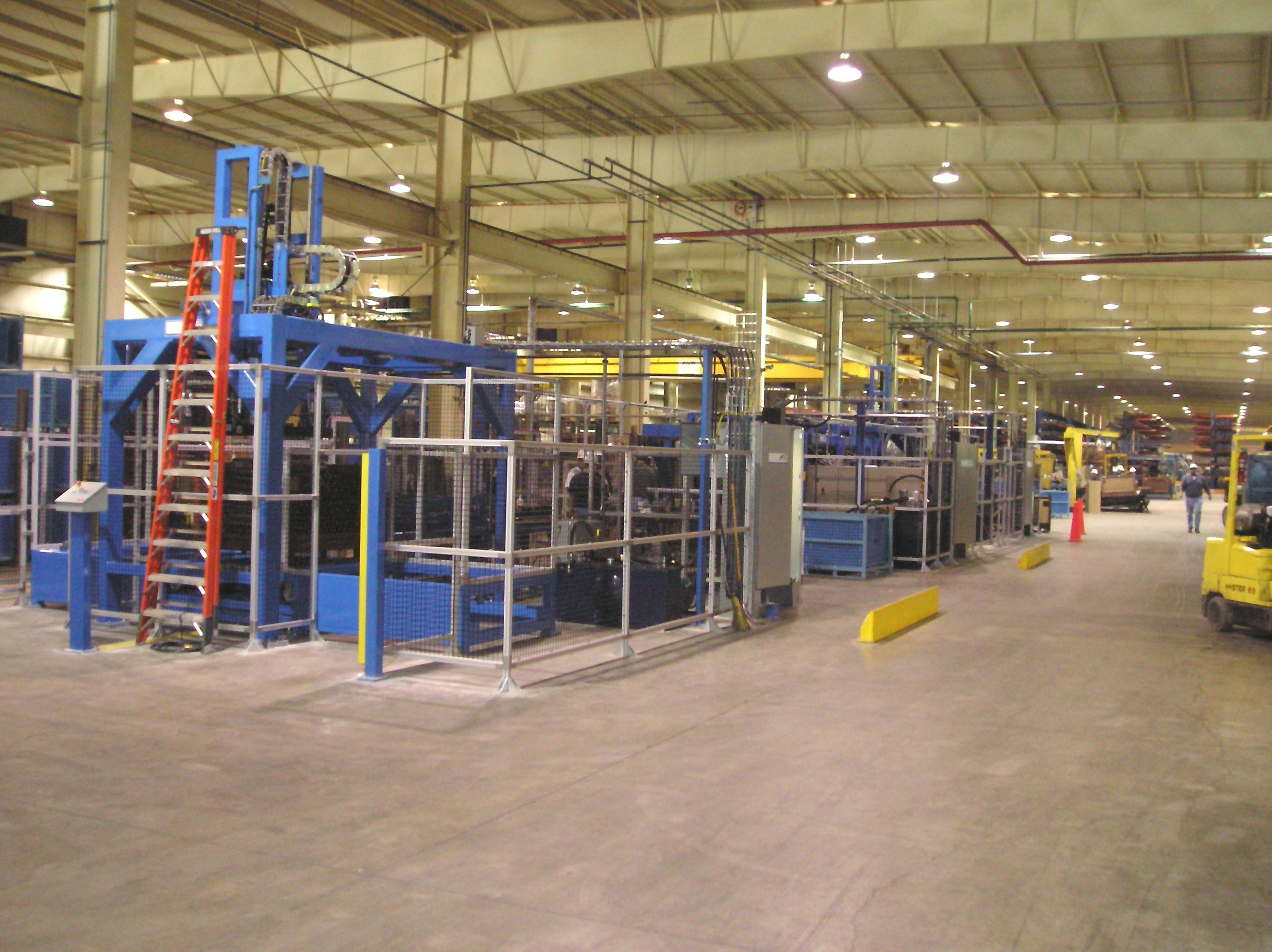 Factory Wide Solutions Services & Installations