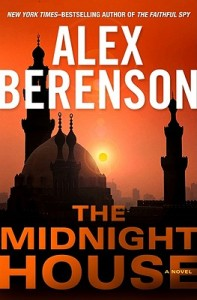 Alex Berenson's new thriller The Midnight House