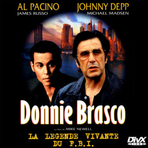 donnie brasco movie poster