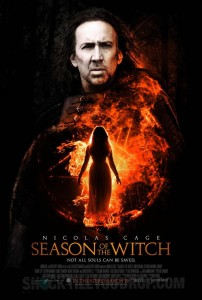 Movie Post for Season of the Witch