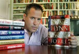 Vince Flynn Author Photo