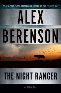 John Wells Book - The Night Ranger