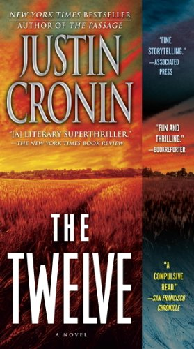 The Twelve Book Cover by Justin Cronin