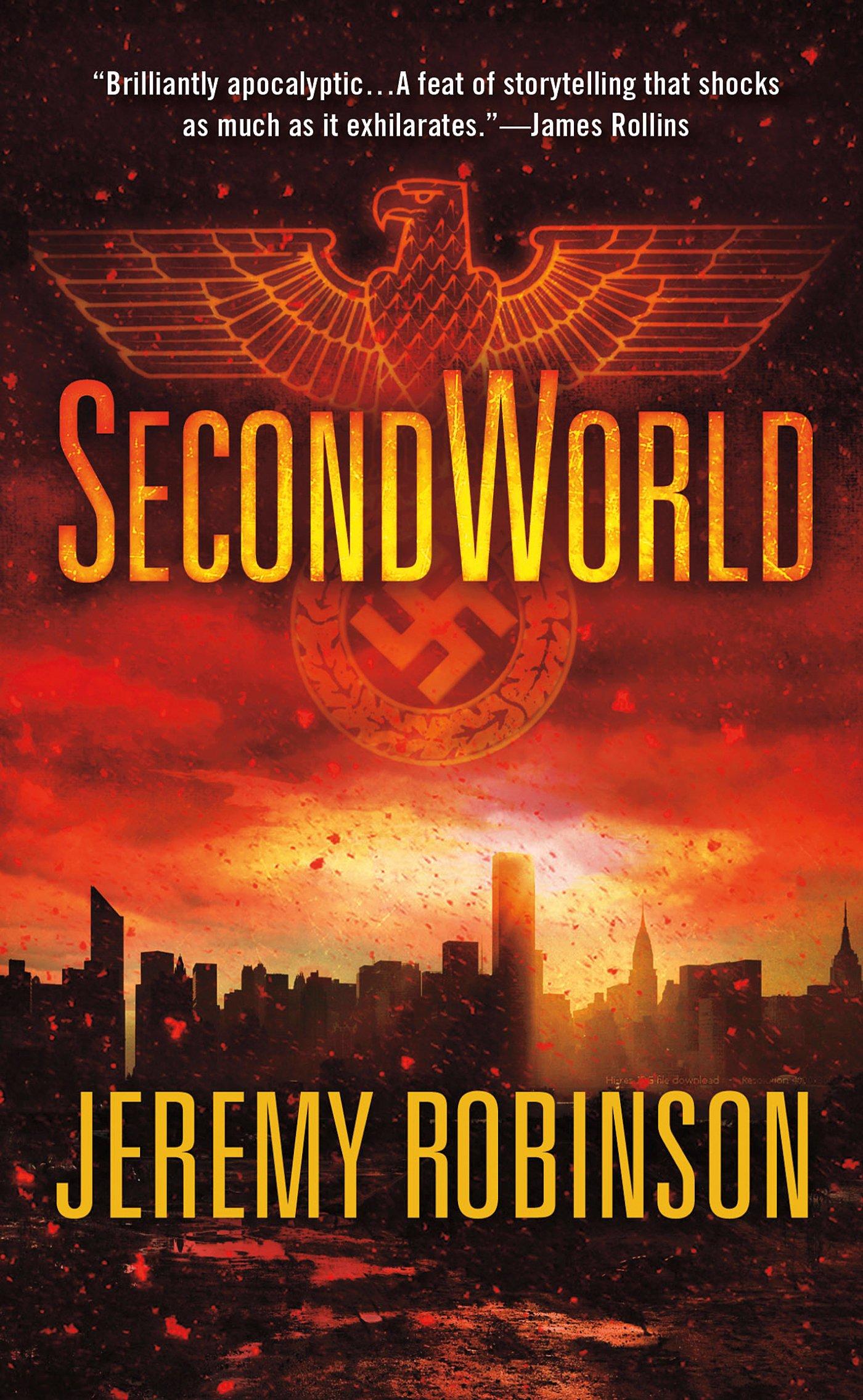 Jeremy Robinson SecondWorld