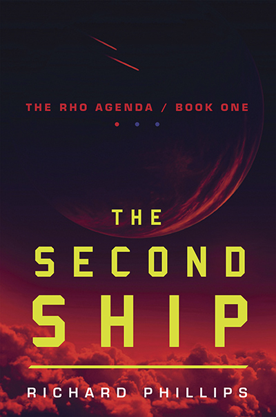 The Second Ship by Richard Phillips