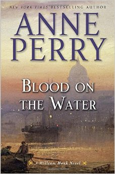 blood on the water by anne perry