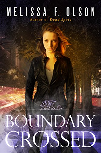 Boundary Crossed by Melissa F Olson