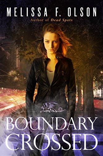 Boundary Crossed by Melissa F Olson