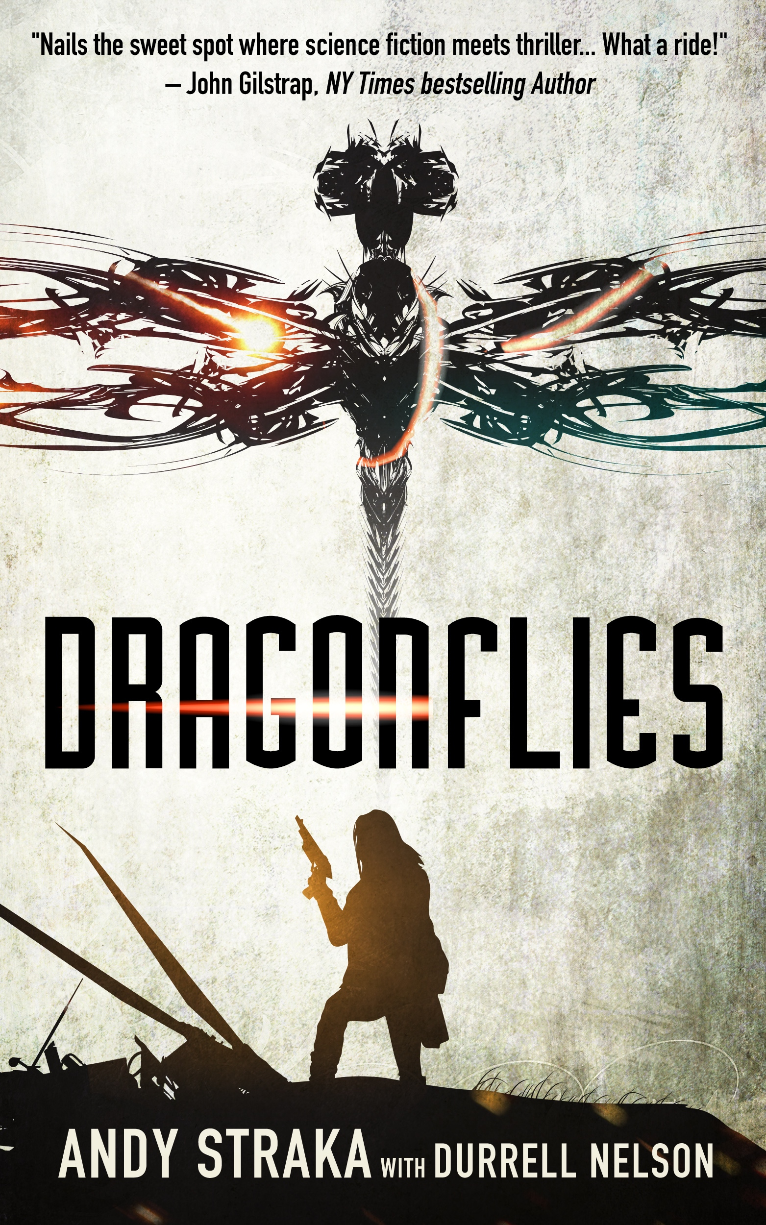 Dragonflies by Andy Strake & Durrell Nelson