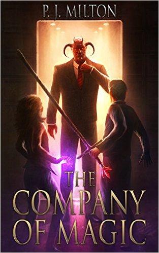 The Company of Magic Peter Milton