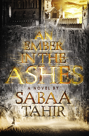 Ember in the Ashes Book Cover