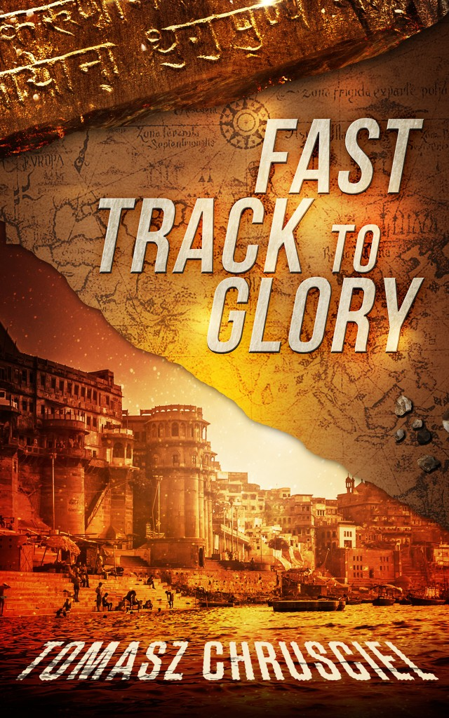 Fast Track to Glory Book Cover