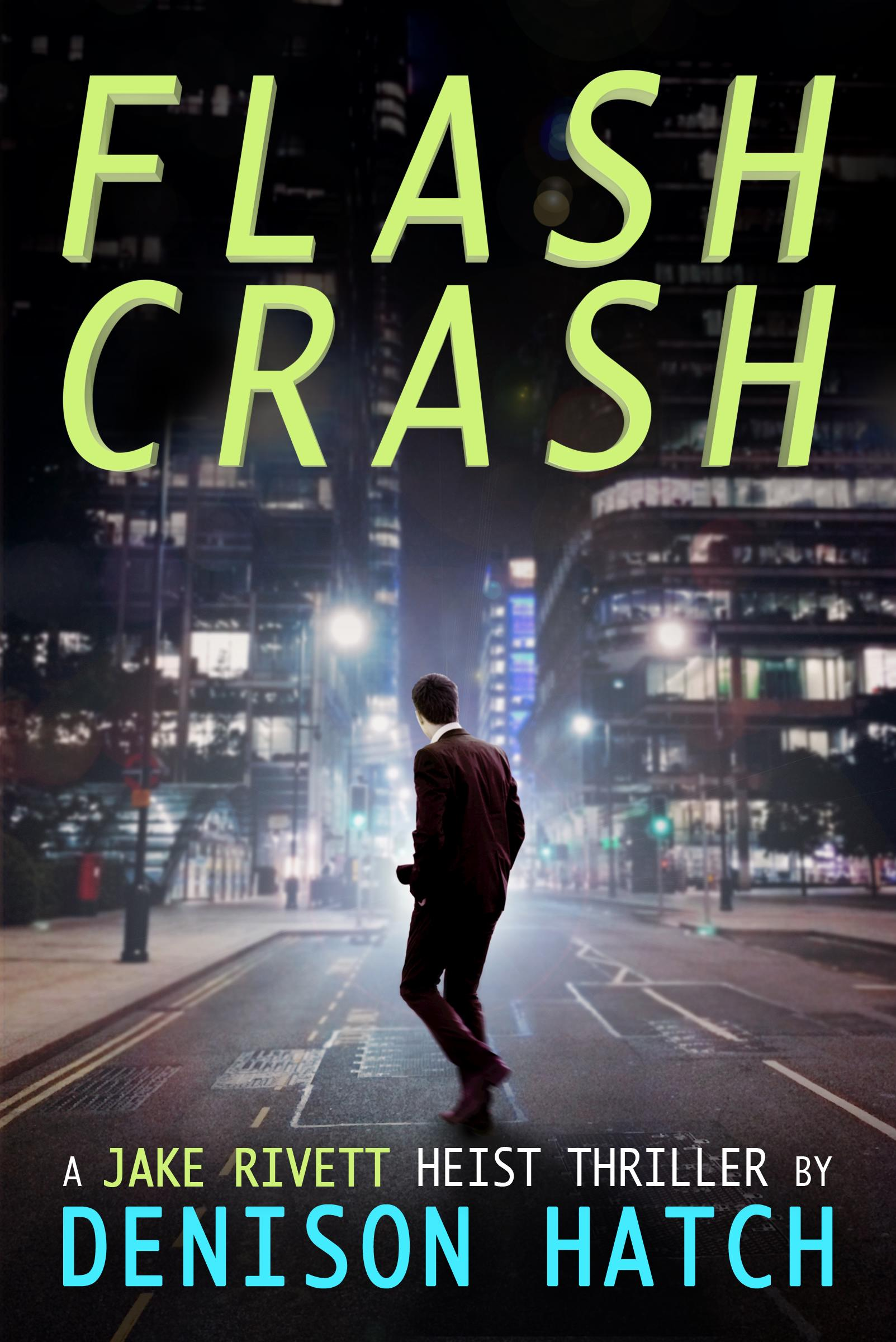 Flash Crash by Denison Hatch