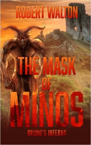 Mask of Minos Cover
