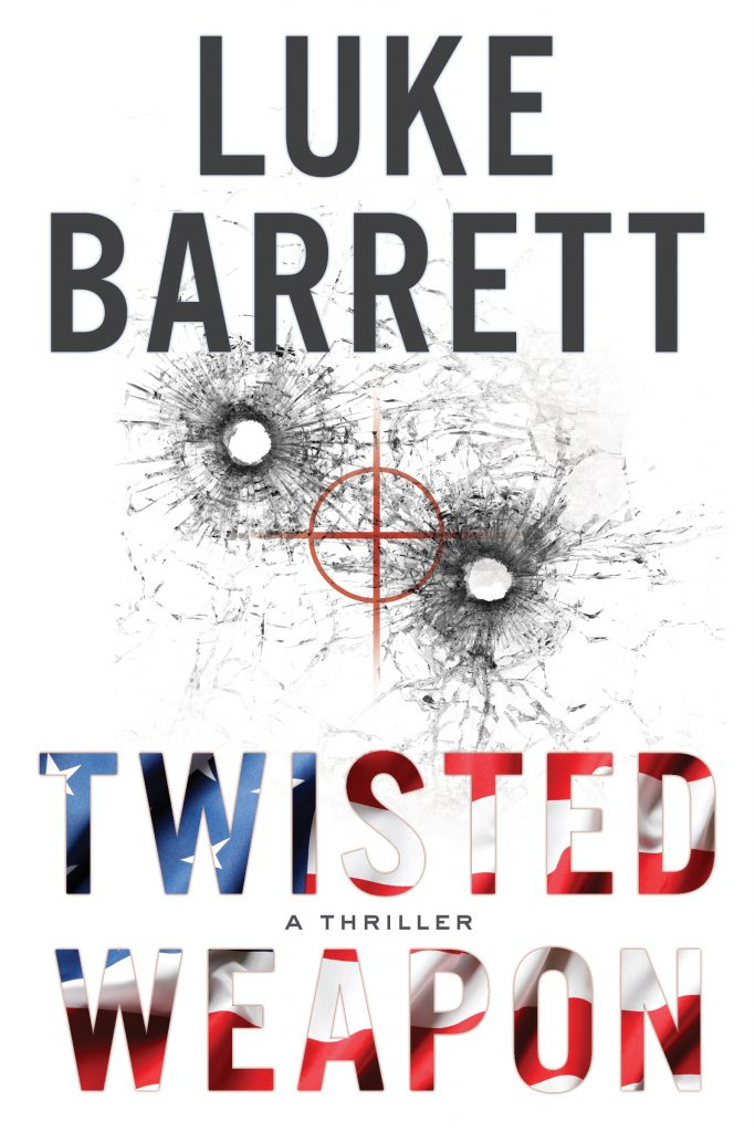 Twisted Weapon book cover