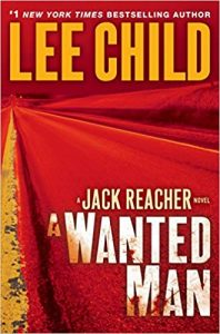Jack Reacher FBI Novel