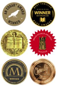 Book Award Seals