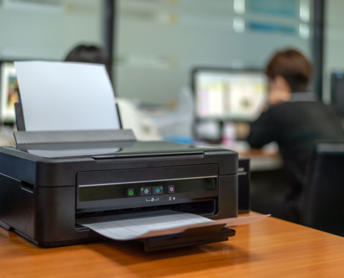 office copier and printer