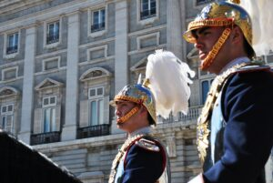 Spanish Royal Guards