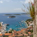 View from Hvar fortress