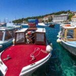 Transport Boats in Hvar