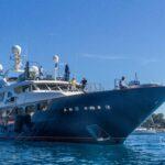 Boat in Croatia
