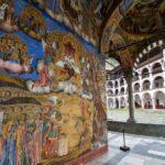 Mosaic of Rila
