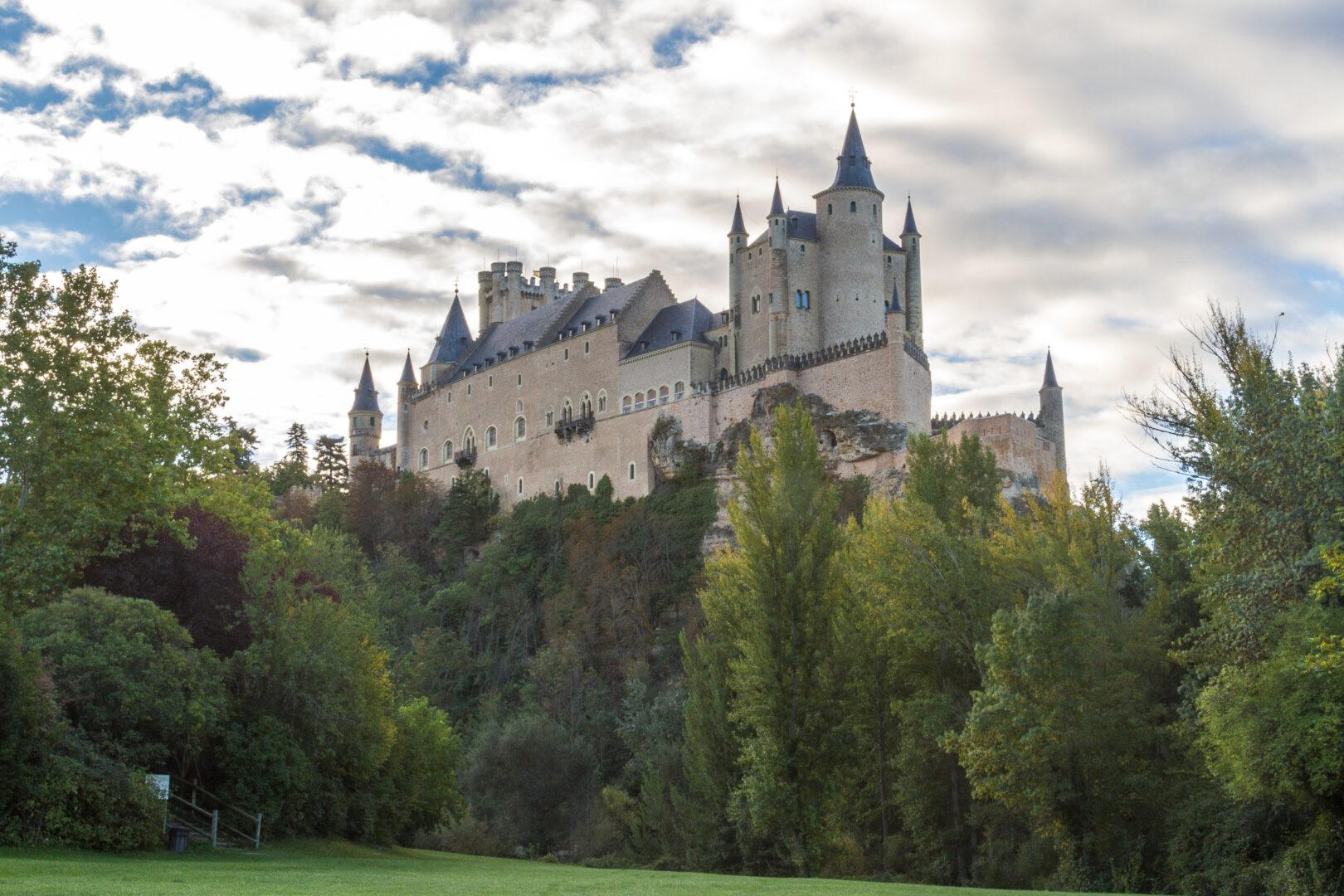 Castle of Segovia