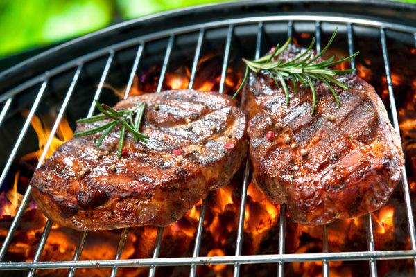 Dierks Farms Grass Fed Ribeye Steak