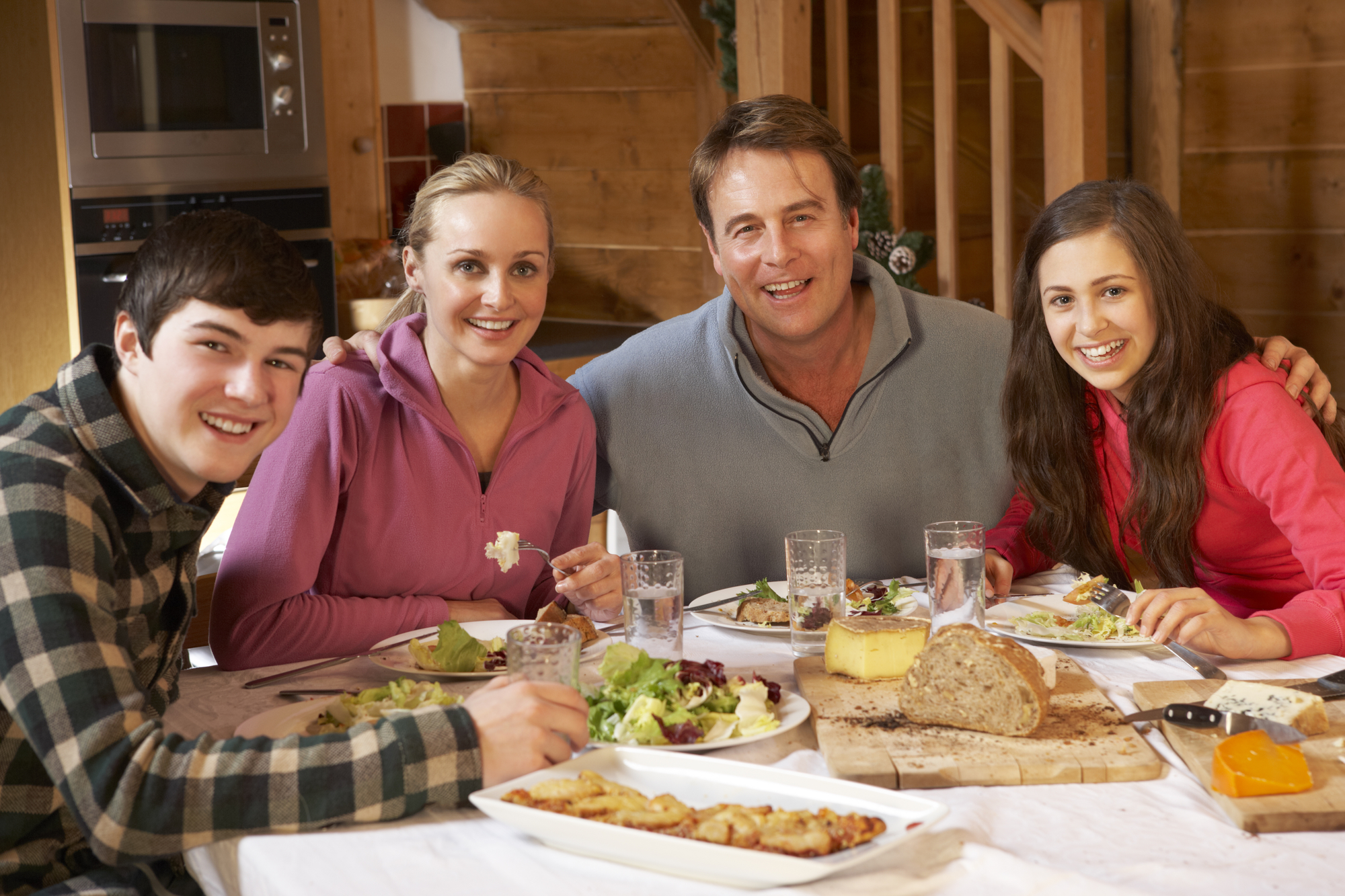 Eat As A Family