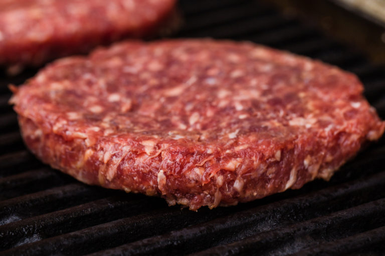 Dierks Farms Grass Fed & Finished Ground Beef Patties