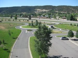 CMP Roundabout