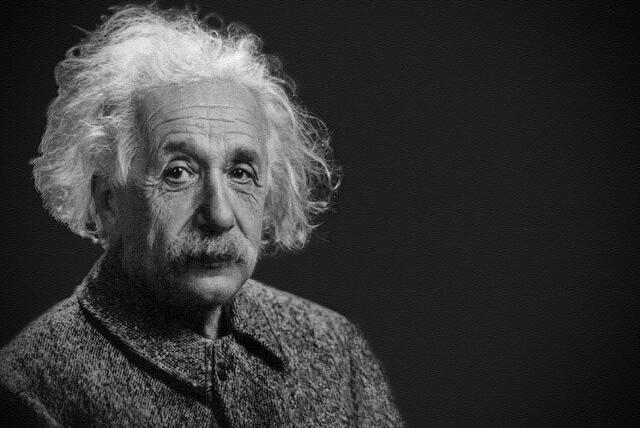 Albert Einstein Carta