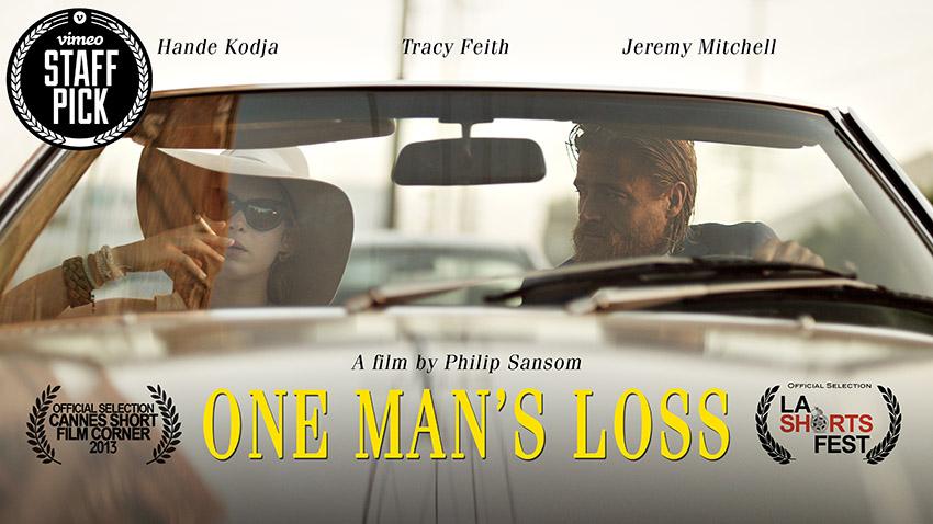 One man's loss short film