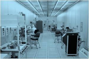 Draper Laboratory Cleanroom Renovation