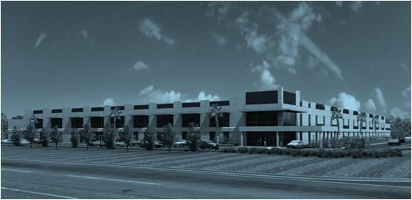 Halkey Roberts Medical Manufacturing Facility