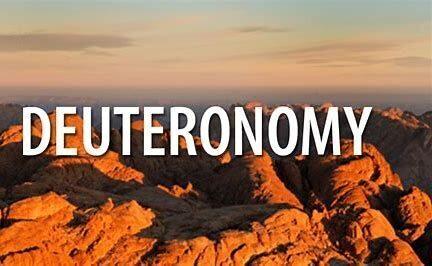 Deuteronomy 8:1-20