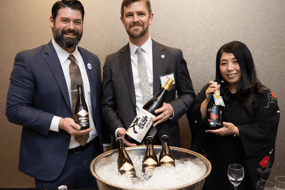 North American Sake Brewery & Nanbu Bijin Sake