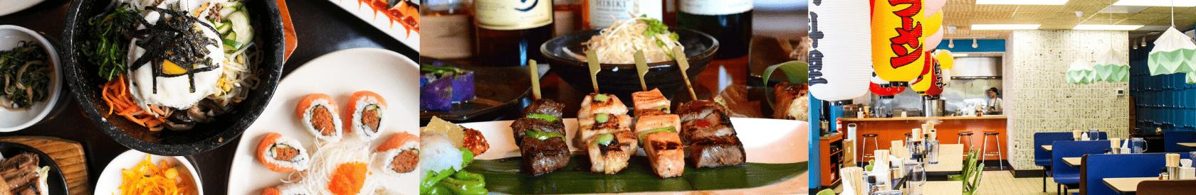 D.C. Japanese Restaurant Guide
