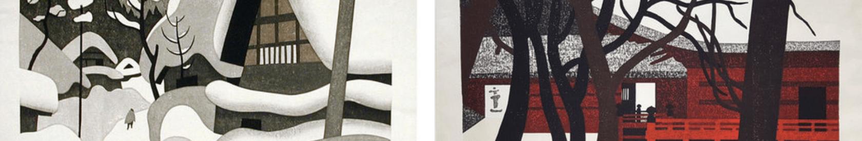 Made in Fukushima: The Woodblock Prints of Saitō Kiyoshi