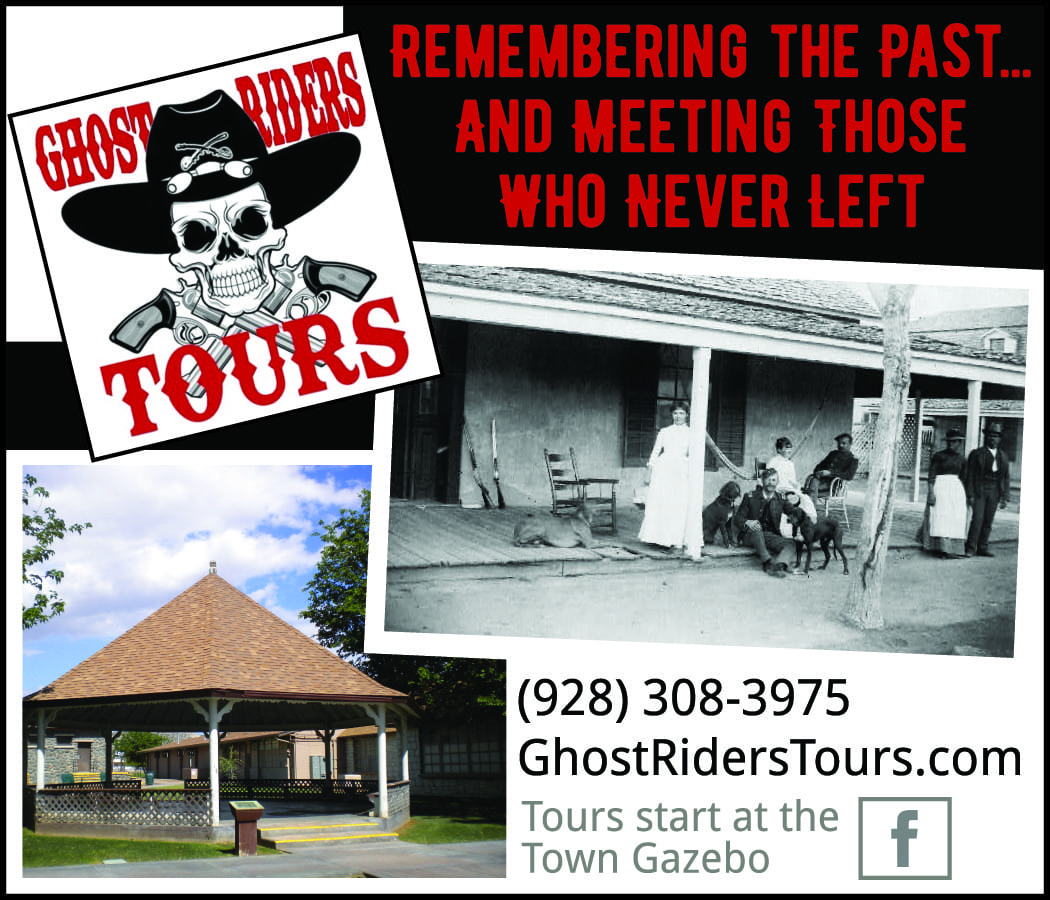 ghost tour camp verde