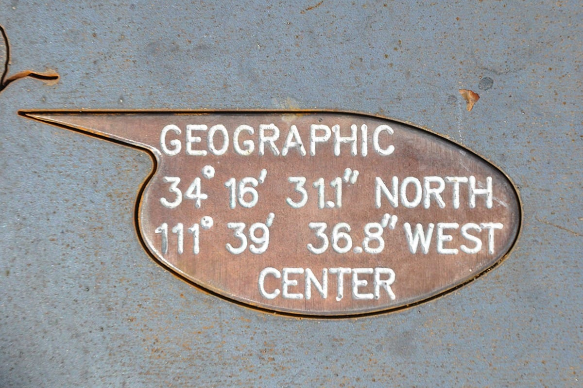 Geographic Center