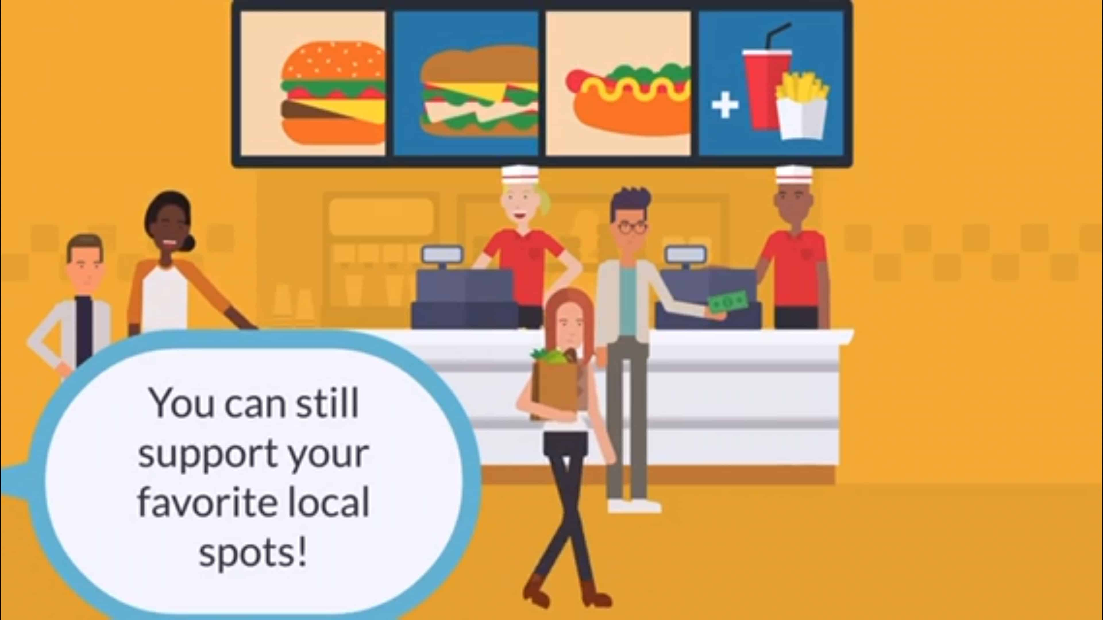 How to help local businesses