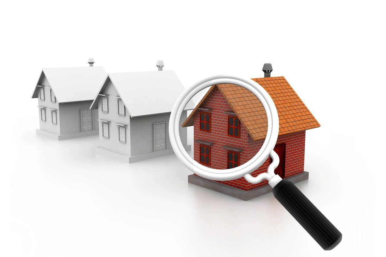 Inspecting a Palm Beach Home
