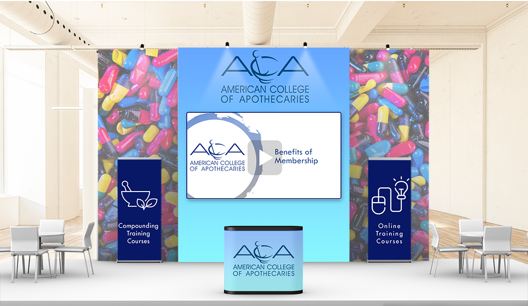 American College of Apothecaries Booth