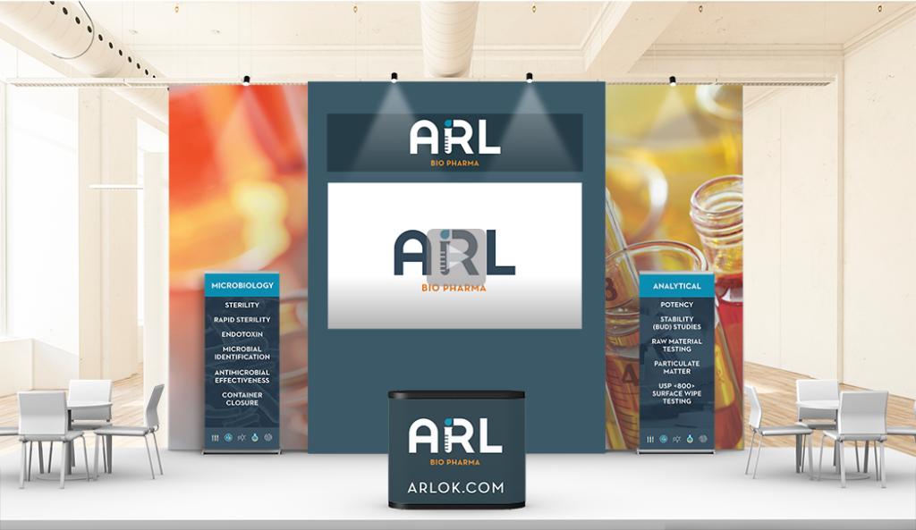 ARL Bio Pharma Booth