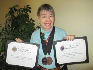 Linda Seger, winner Illumination book Awards