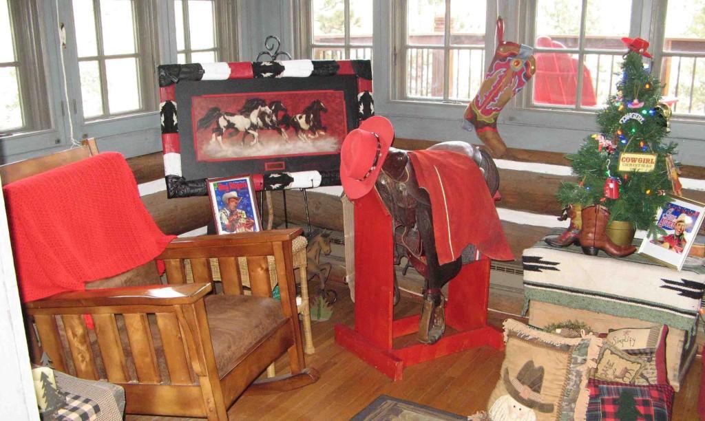 Holiday Home Cowboy Room